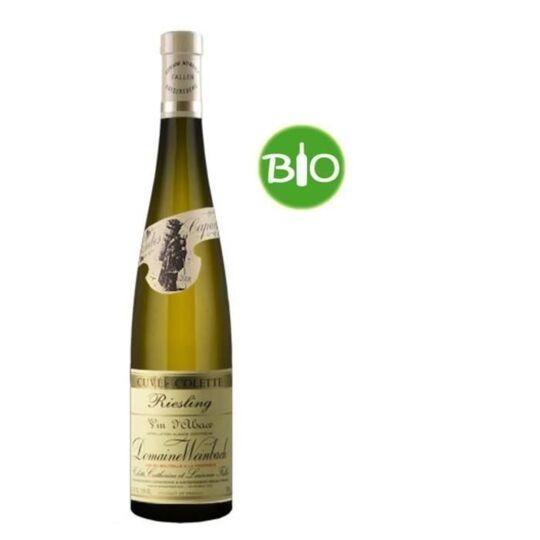 Domaine De Weinbach 2016 Riesling - Vin Blanc Dalsace aucune
