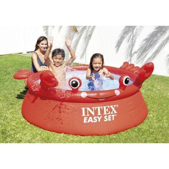 Intex - Piscinette Autoportante Crabe O1,83 X H0,51m INTEX