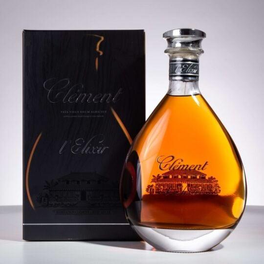 Clement - Elixir - Carafe - Rhum Très Vieux - 42° - 70cl CLEMENT