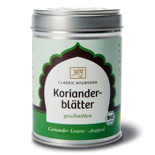 Coriandre Feuilles Bio Aromate Indien 15g CLASSIC AYURVEDA