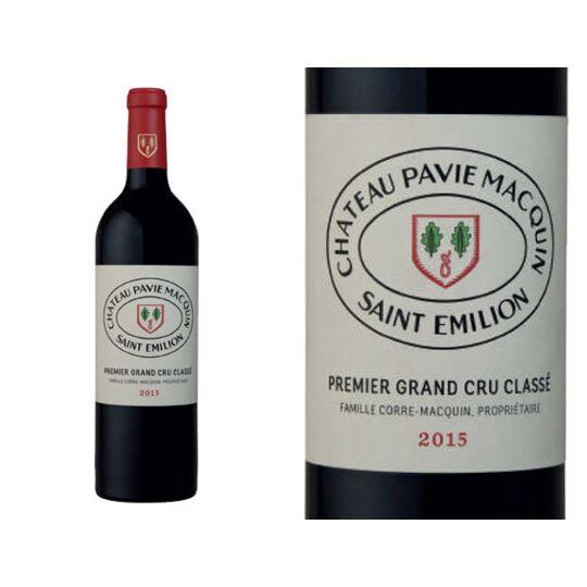 Château Pavie Macquin 2016 - Vin  Rouge