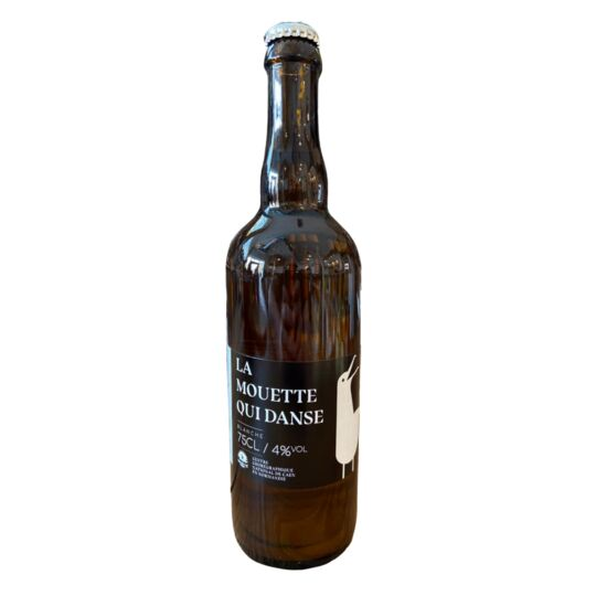 Bière Blanche Cardamome 75cl