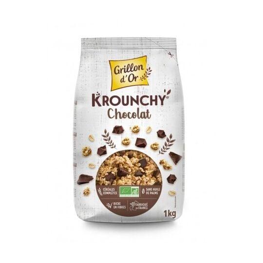 Krounchy Chocolat GRILLON D'OR