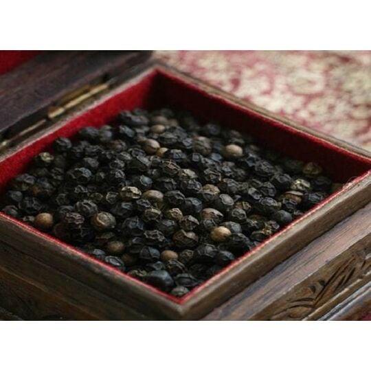 Poivre Noir Fumé Bio Fairtrade Igp De Kampot - 200g - Hecosfair HECOSFAIR