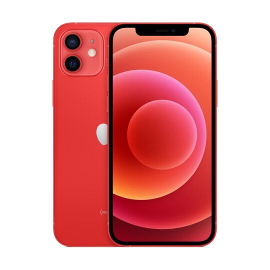 iPhone 12 - 256 Go - MGJJ3F/A - Rouge