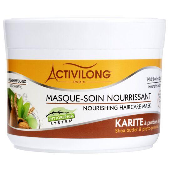 Masque Nourrissant Karité Activilong ACTIVILONG