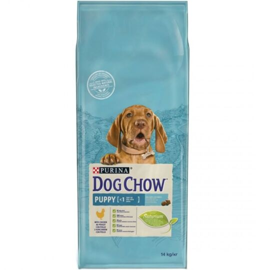 Croquettes Purina Dog Chow Chiot Poulet 14 Kg DOG CHOW