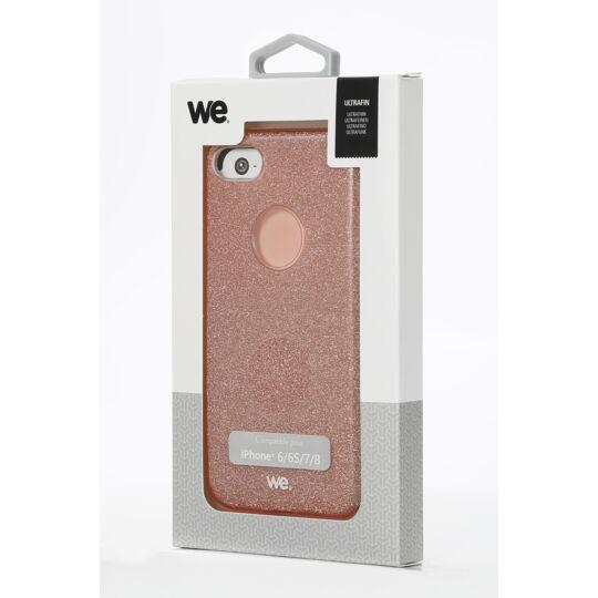 Coque de protection pour iPhone 6/6S/7/8 - WECOQPAII8RO - Rose à Prix Carrefour