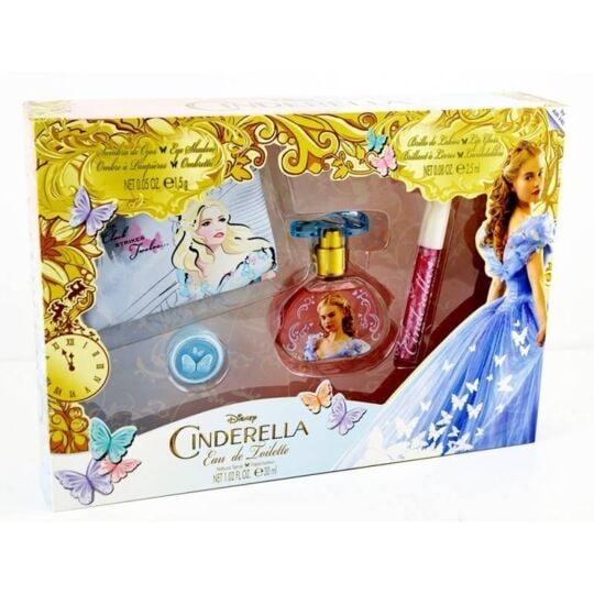Disney Princesses Coffret Enfant Avec Eau De Toilette - 4pcs DISNEY