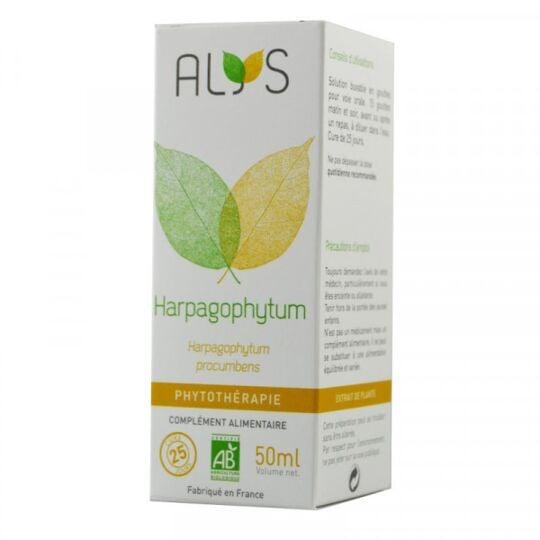 Harpagophytum Bio - 50 Ml ALYS