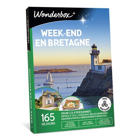 Week-end En Bretagne WONDERBOX