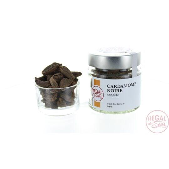 Cardamome Noire - Gousses