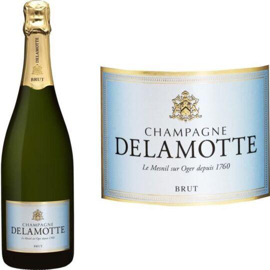 Maison Delamotte Champagne Brut MAISON DELAMOTTE