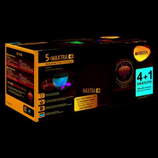 Pack de 4 cartouches + 1 gratuite MAXTRA - 1030941 - Blanc