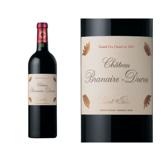 Château Branaire Ducru 2017 - Vin  Rouge