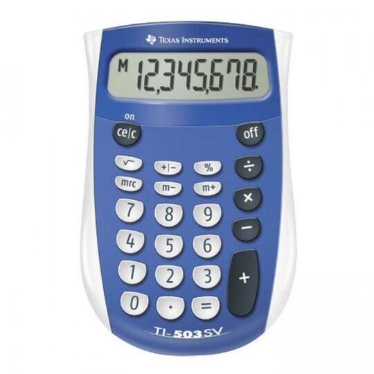 Calculatrice de poche TI-503 SV