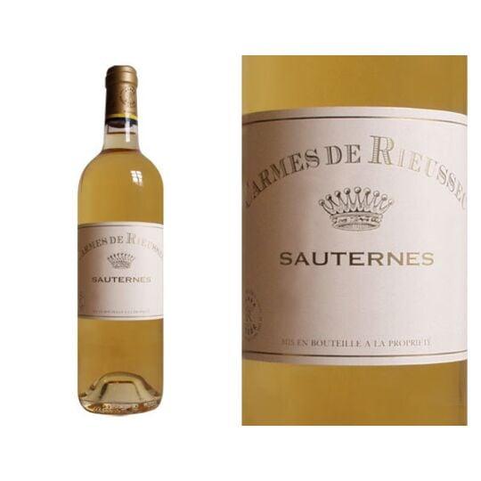 Carmes De Rieussec 2011 - Vin  Blanc