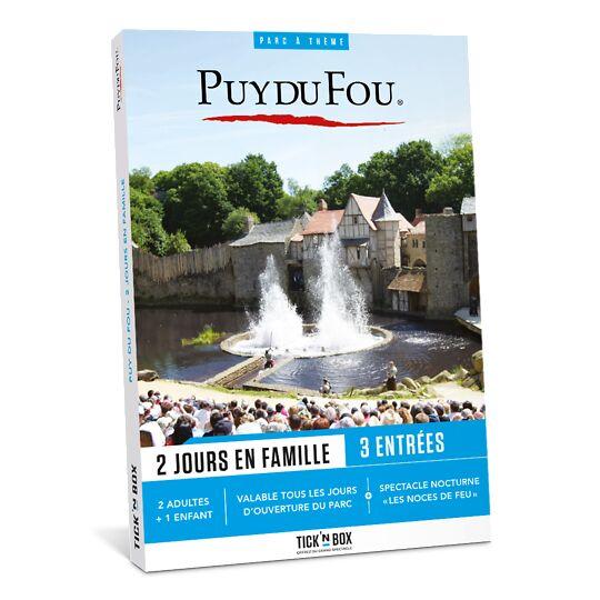 Puy Du Fou - 2 Jours En Famille WONDERBOX