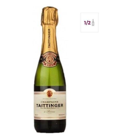 Champagne Taittinger Brut Reserve Etui 37,5 Cl 12,5? TAITTINGER