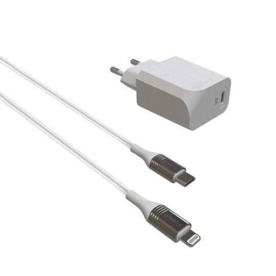 Kit de charge lightning vers USB-C - GR3016 - Blanc