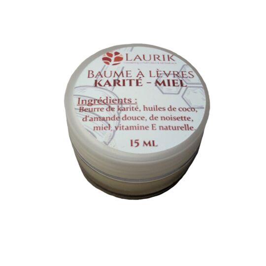 Baume À Lèvres Karité - Miel LAURIK