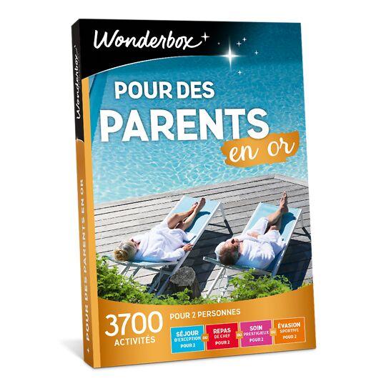 Pour Des Parents En Or WONDERBOX