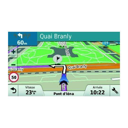 GPS Europe Drive 51 LMT - Noir