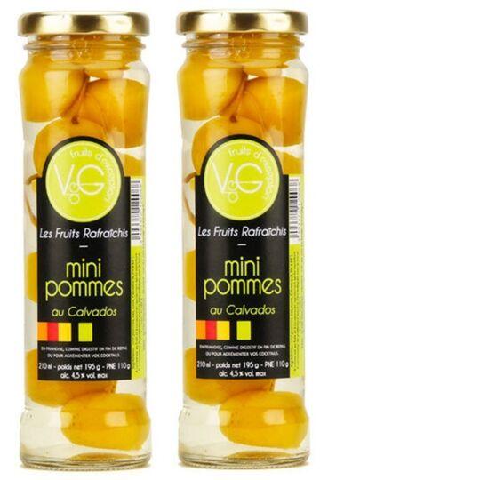 Mini Pommes au Calvados Par 2