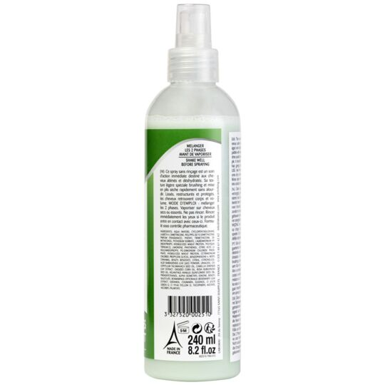 Spray Bi-phase Hydronutritif Aloès & Thé Vert Activilong ACTIVILONG