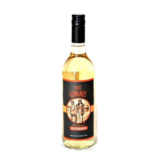 Ny Distilling Chief Gowanus - New Netherland Gin