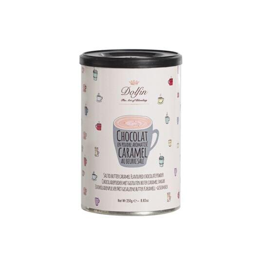 Chocolat en poudre - Caramel au Beurre Salé (250g) CHOCOLAT DOLFIN