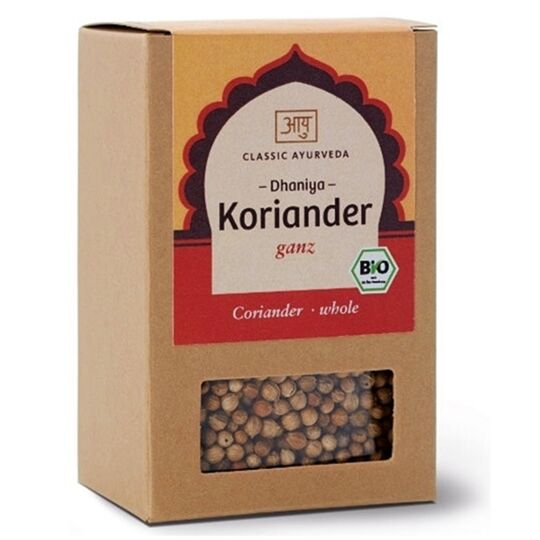 Coriandre en graines Bio Epice indienne 50g CLASSIC AYURVEDA