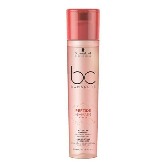 Shampooing Micellaire Peptide Repair Rescue 250ml