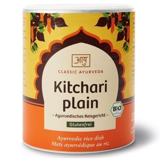 Plat indien riz et lentilles cuisinés Kitchari bio 320g CLASSIC AYURVEDA