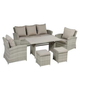 Mobilier de jardin les chaises et fauteuils - Catalogue carrefour salon de jardin ...