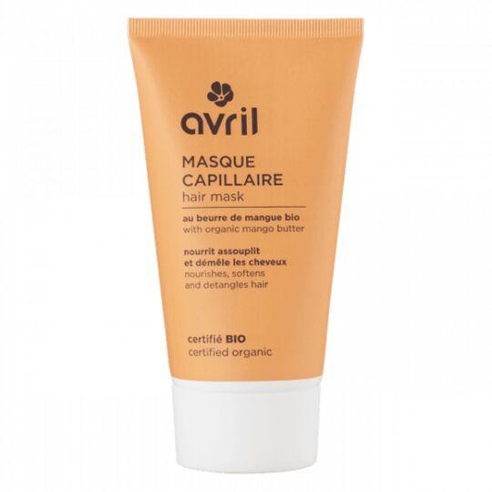 Masque Cheveux Bio Avril Cheveux Abimés Et Secs AVRIL