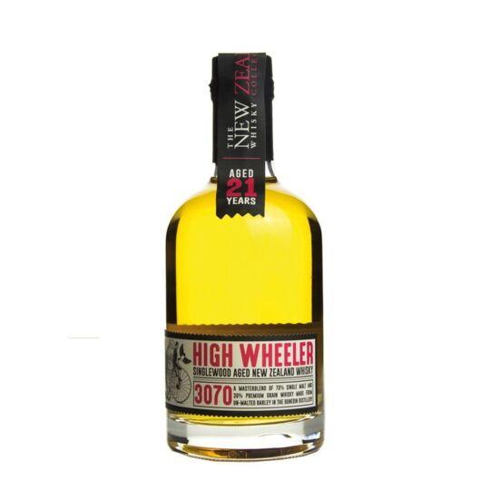 New Zealand Whisky (the) 21 Ans High Wheeler