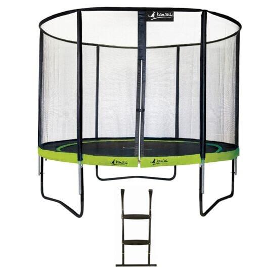 Trampoline Punchi Vert 300 KANGUI