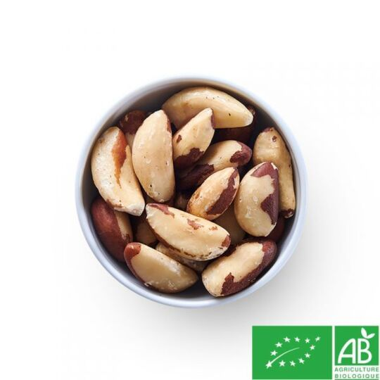 Fruits Secs : Noix Du Brésil Bio GULA
