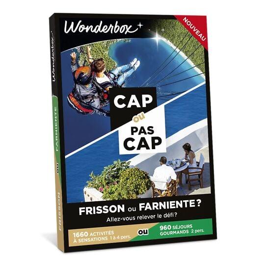 Cap Ou Pas Cap - Frisson Ou Farniente ? WONDERBOX