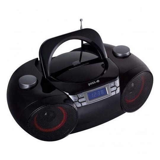 Radio Cd Bluetooth Psbbx90 Noir A Prix Carrefour