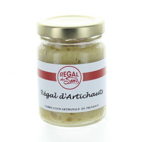 Régal D'artichauts - Fabrication Artisanale