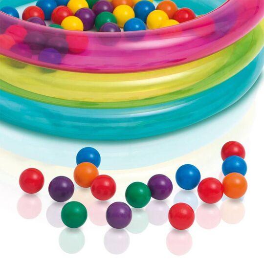 Piscine À Balles 86x25 Cm INTEX