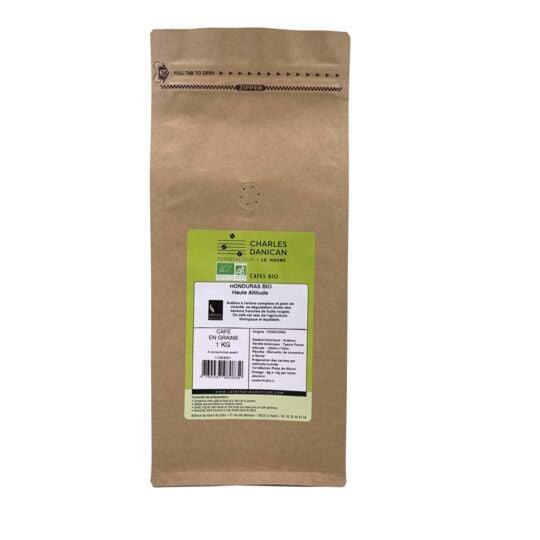 Café Honduras Bio 1kg Grains