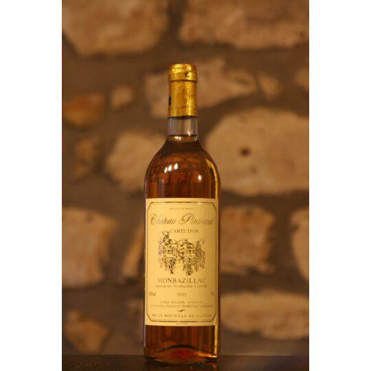 Vin Blanc, Chateau Pintoucat 1995
