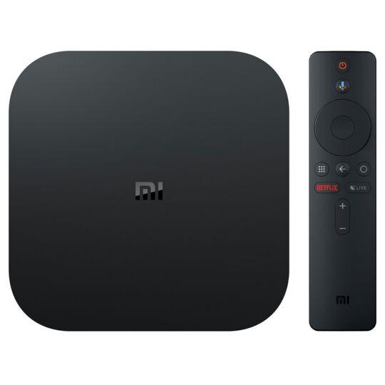 Mi Box TV S - Passerelle multimédia 4K Android TV