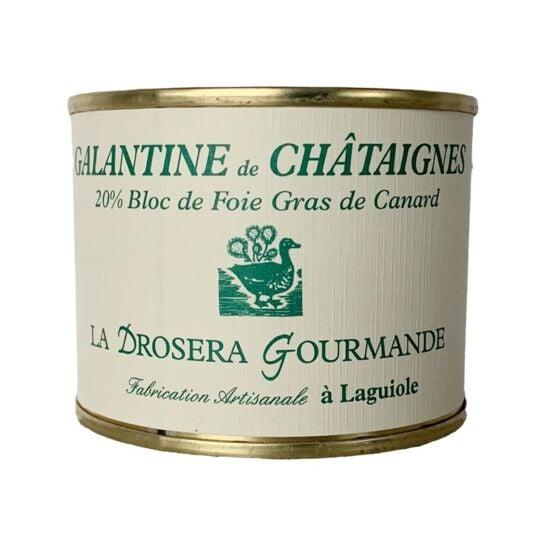 Galantine De Cha Taignes