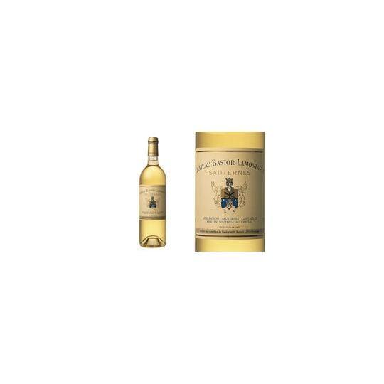 Château Bastor Lamontagne 1985 - Vin  Blanc