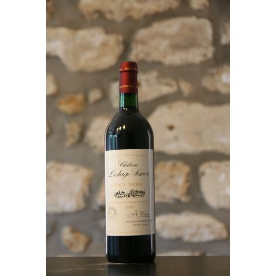 Vin Rouge, Chateau Lestage Simon 1995
