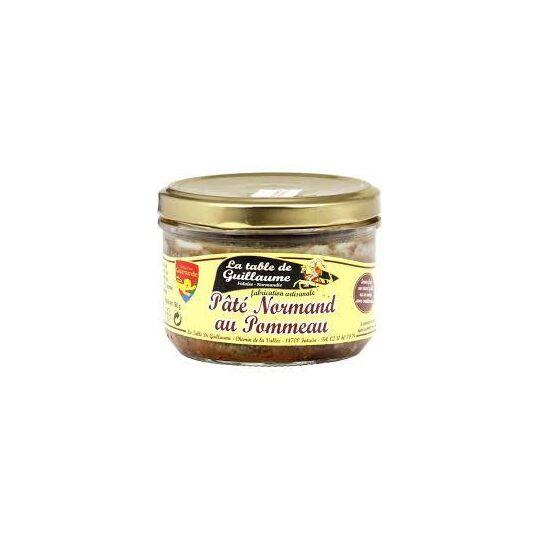 Pàté Normand Au Pommeau De La Table De Guillaume